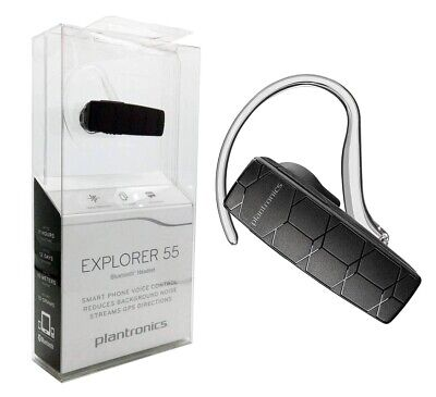 NEW Plantronics Explorer 50 Bluetooth Headset for Smartphones and Mobile Phones