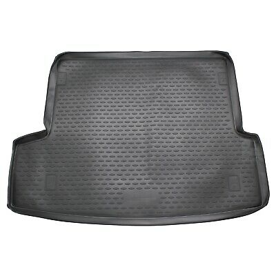Honda Civic Tourer 14-16 Rubber Boot Liner Fitted Black Floor Mat Protector Tray