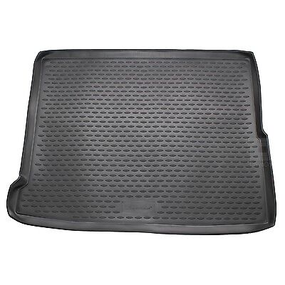 Renault Scenic 10-16 Rubber Boot Liner Fitted Black Floor Mat Protector Tray Dog