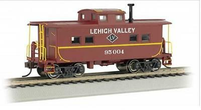"Bachmann 16808 North East Steel Caboose Lehigh Valley ""HO"" Gauge New Boxed"