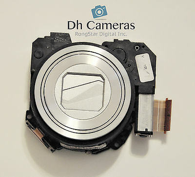 New Lens Zoom Unit Replacement Part for Samsung ST200 ST200F Camera Silver A0293