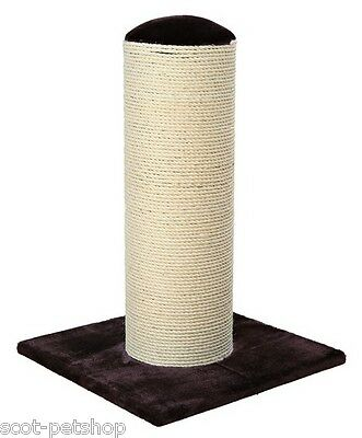 Luca Large Sisal Cat Post - 24 cm Post Circumference - For Cats Who LOVE To Claw