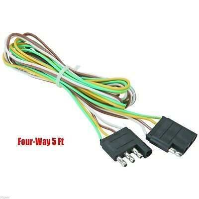 four wire trailer wiring diagram wiring diagram and hernes 4 wire round trailer wiring diagram diagrams
