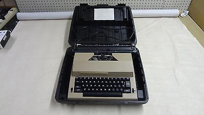"Sears ""The Electric 2"" Typewriter with Correction - Model 161.53151 with case"