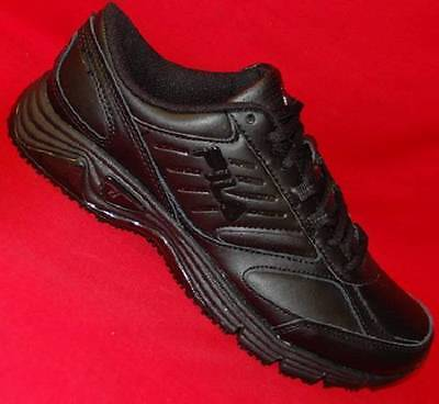 Women's FILA MEMORY ULTRA WORK 5HG23004 Black Slip Resistant Casual Shoes New