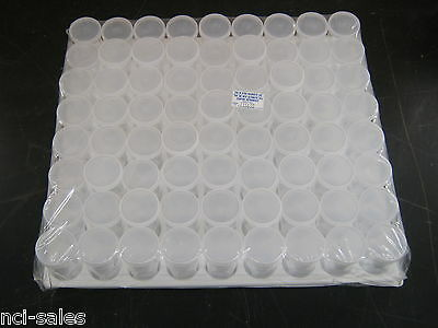 PACK OF 72 20ml TUBES FOR IN VITRO AUTOMATIC CELL COUNTING INSTRUMENTS