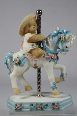 Cherished Teddies 'Virginia' It's So Merry Going Round With You #506206 NIB