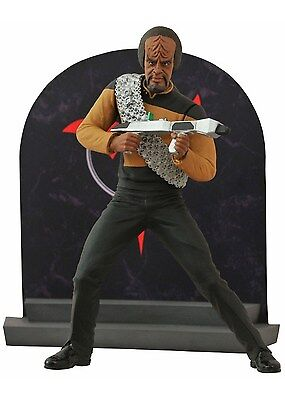 Star Trek Select Worf Action Figure (2015) - New - Toys & Games