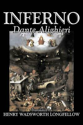 NEW Inferno by Dante Alighieri Paperback Book (English) Free Shipping