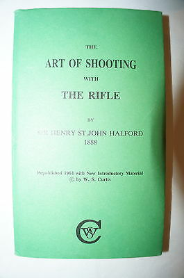 Indian Wars British The Art of Shooting with the Rifle Reference Book