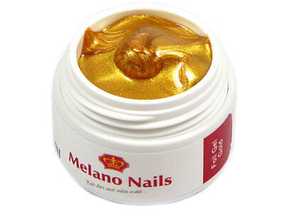 Foil UV Gel Folien UV Gel 5ml Gold B320