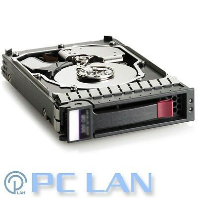 "HP 600GB 12G SAS 15K 2.5"" SFF SC Enterprise Hard Drive HDD for G8 G9 759212-B21"