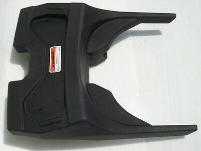 New Genuine Bombardier ATV Seat Pan Rack,Outlander MAX 400 CanAm