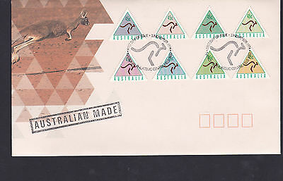 Australia 1994 first day cover of self adhesive cash machine stamps