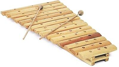 Toy Xylophone Hand made Wooden Xylophone 15 note