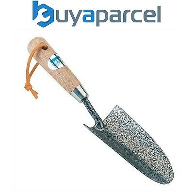 Draper 89101 Garden Carbon Steel Hand Trowel Heavy Duty Ash Handle