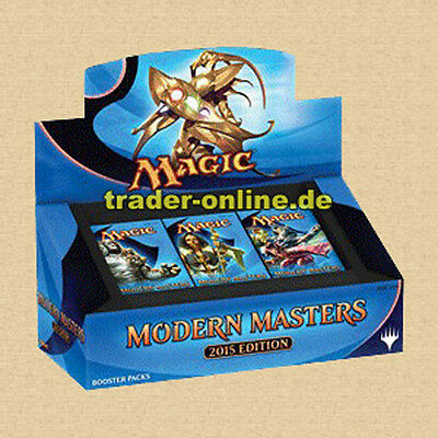 Modern Masters 2015 Magic Booster Display Box englisch - orig. verpackte Neuware