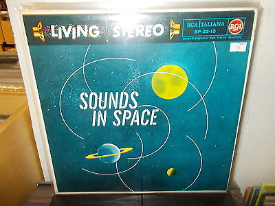 AAVV Sounds in space  LP EX/EX-  USA