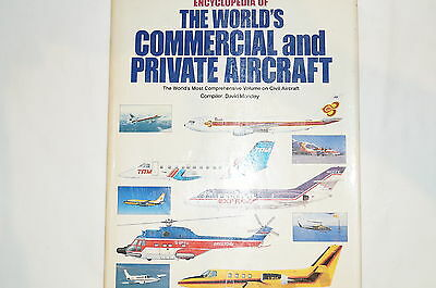 Encyclopedia Worlds Commercial Private Aircraft Reference Book