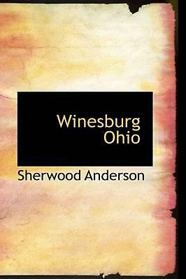 Winesburg Ohio by Sherwood Anderson (English) Paperback Book