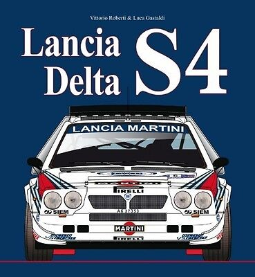 Lancia Delta S4 (Rallye Rally WRC Gruppe Group B Abarth SE038) - Buch book