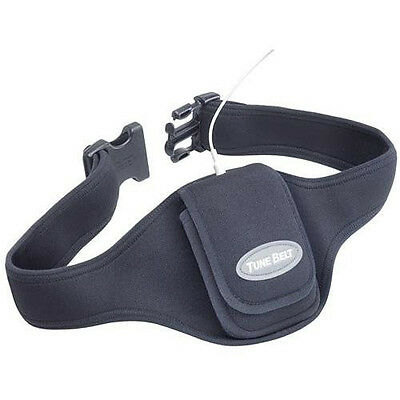 Tune Belt Delux Waist Carrier belt for iPod & MP3