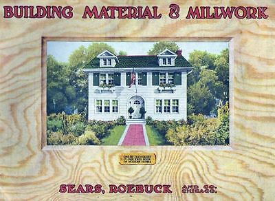 Sears Millwork Vintage Catalogs And More Pdf On Disk