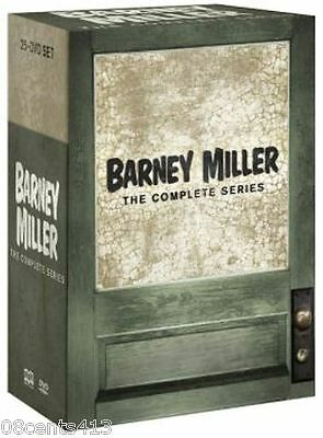 Barney Miller: The Complete Series (25-Disc DVD Set) Includes Fish Season 1!