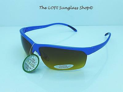 Decenterized Golf Lens Sunglasses True Clarity Crystal Clear Vision GF2957