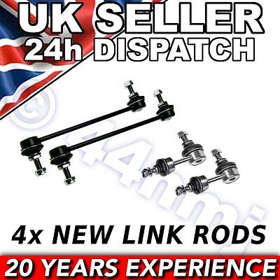 MAZDA 3 2003-2013 FRONT & REAR ANTI ROLL BAR (SWAY BAR) DROP LINK RODS  x 4