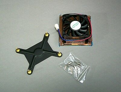 Platinum PC Thermal Total Solution CPU Cooler Free Shipping - NOS