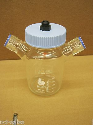BELLCO GLASS 250ml SPINNER FLASK W/POURING RINGS