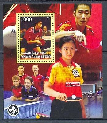(016378) Scouting, Tabletennis, - private issue -