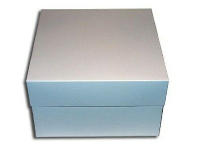 "14"" 14 inch CAKE BOX BOXES - PACK OF 5 - FAST NEXT DAY DESPATCH"