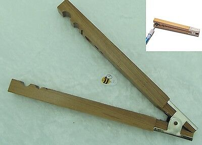 Lampworking Supply WOOD BEAD HOLDER Hole Cleaner Reamer Vise Tools