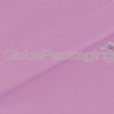 50 SHEETS OF LILAC COLOURED ACID FREE TISSUE PAPER 500mm x 750mm *TOP QUALITY*
