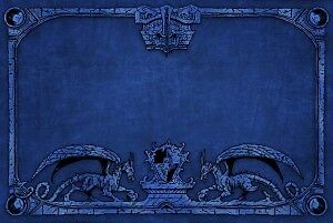 Dragon Shield Playmat blau ! NEU