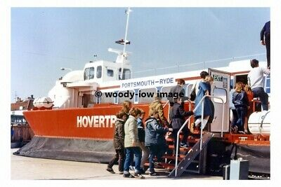 rp17105 - Hovertravel AP188 Hovercraft - photo 6x4