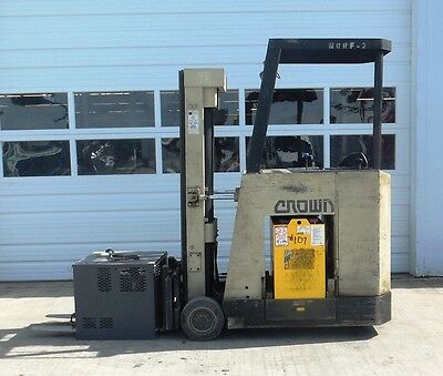 CROWN RC3000 SERIES Forklift Rc3020 40 S N 1A137036 D3E 18 1200 Bat Charger
