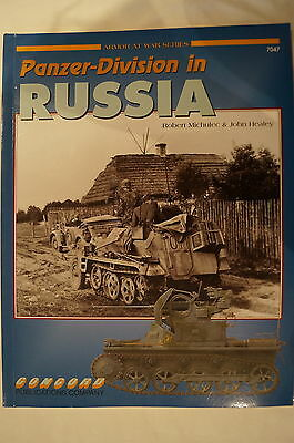 WW2 German Panzer Division in Russia Soviet Wehrmacht Reference Book
