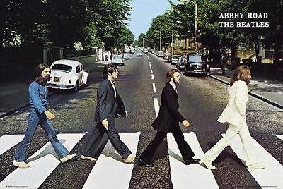 Beatles - Abbey Road - Maxi Poster - 61 cm x 91.5 cm-LP0597
