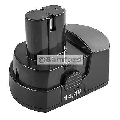 Draper 37195 YCD144(AS) 14.4V Spare Battery Pack for Cordless Drill 36018