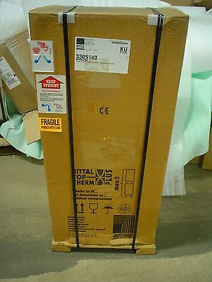 Rittal SK 3305140 air conditioner 460v 3ph 60Hz 5800btu side mnt 60 day warranty