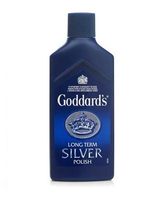 Goddards Long Term Silver Polish 125ml For Jewellery