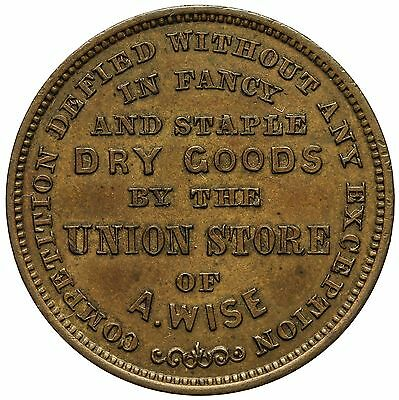 United States New York A Wise Union Store Merchant Token