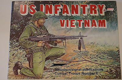 US American Infantry Vietnam Squadron Signal Reference Book