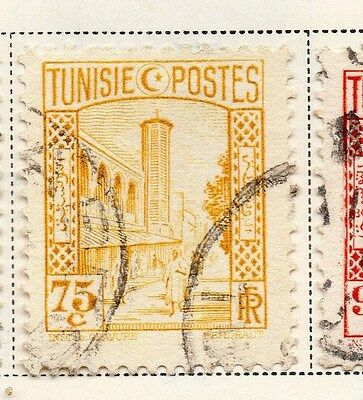 Tunisia 1931 Early Issue Fine Used 75c. 144808
