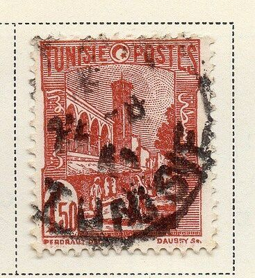 Tunisia 1941-45 Early Issue Fine Used 1F.50c. 144853