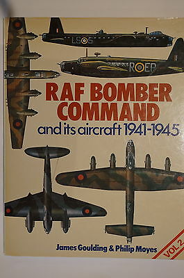 WW2 British RAF Bomber Command and Its Aircraft Vol 2 Reference Book