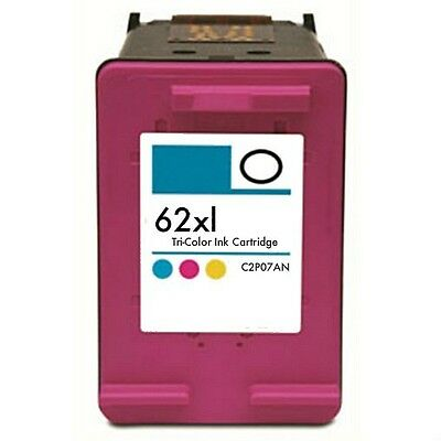 Remanufactured HP 62XL Color Ink Cartridge for ENVY 5640 5642 5643 5644
